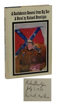 A Confederate General from Big Sur. Richard Brautigan.