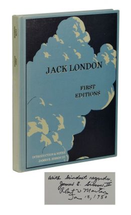 Jack London First Editions - A Chronological Reference Guide. James E. Sisson III, Robert W. Martens