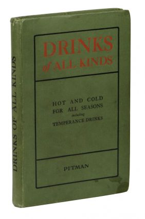 Drinks of all Kinds. Frederick Davies, Davies Seymour