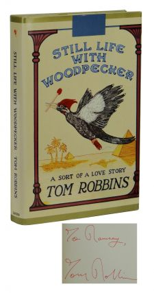 Still Life with Woodpecker. Tom Robbins