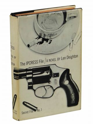 The Ipcress File. Len Deighton
