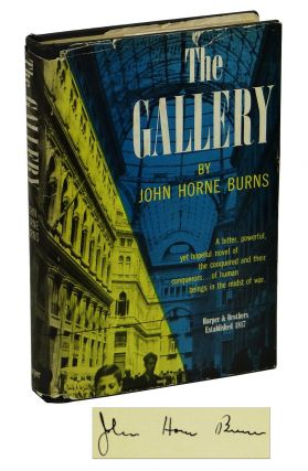 The Gallery. John Horne Burns.