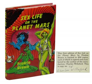 Sex Life on The Planet Mars. Fredric Brown, Charles Willeford, Introduction