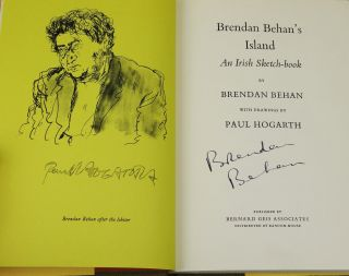 Brendan Behan's Island: An Irish Sketch-book