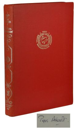 The Royal Shakespeare Theatre edition of the sonnets of William Shakespeare. William Shakespeare