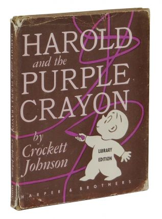 Harold and the Purple Crayon. Crockett Johnson