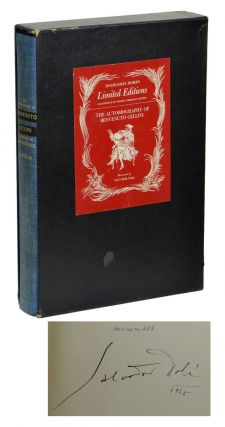 The Autobiography of Benvenuto Cellini. Benvenuto Cellini, Salvador Dali