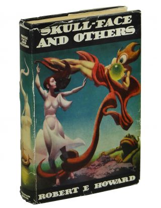 Skull-Face and Others. Robert E. Howard