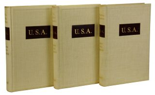 U.S.A. Trilogy: The 42nd Parallel; Nineteen Nineteen; and The Big Money [3 Volumes]