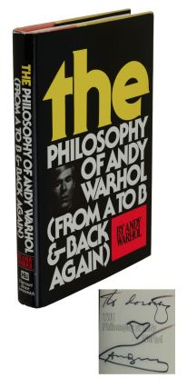 The Philosophy of Andy Warhol: From A to B and Back Again. Andy Warhol