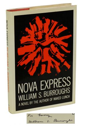 Nova Express. William S. Burroughs