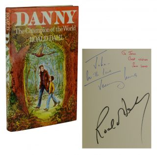 Danny Champion of the World (Association Copy). Roald Dahl