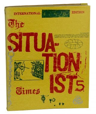 The Situationist Times 5, International Edition. Jacqueline De Jong
