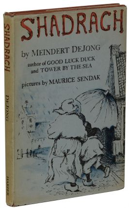 Shadrach. Meindert DeJong, Maurice Sendak, Illustrations