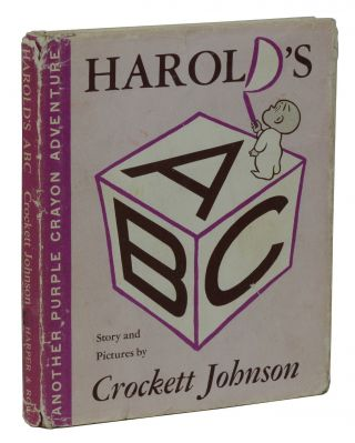 Harold's ABC. Crockett Johnson