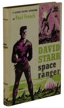 David Starr Space Ranger. Isaac Asimov, Paul French