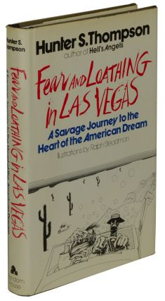 Fear and Loathing in Las Vegas. Hunter S. Thompson.