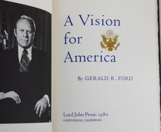 A Vision for America