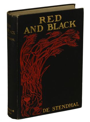 Red and Black: A Story of Provincial France. de Stendhal, Marie-Henri Beyle