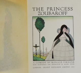 The Princess Zoubaroff