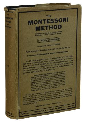 The Montessori Method. Maria Montessori