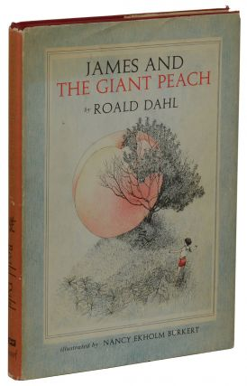 James and the Giant Peach. Roald Dahl