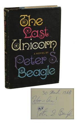 The Last Unicorn. Peter S. Beagle