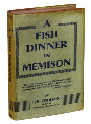A Fish Dinner in Memison. E. R. Eddison, James Stephens, Introduction