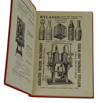 Practical Recipes for the Manufacture of Aerated Beverages, Cordials, Non-Alcoholic Brewed Beers, Carbonated Mineral Waters, and other Popular Beverages