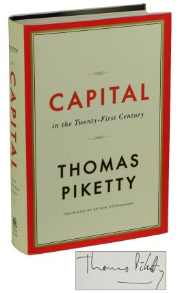 Capital in the Twenty First Century. Thomas Piketty, Arthur Goldhammer