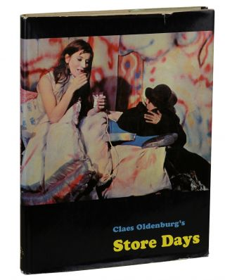 Store Days: Documents from The Store (1961) and Ray Gun Theater (1962). Claes Oldenburg, Emmett Williams, Robert R. McElroy, Photographer.