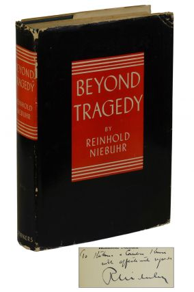 Beyond Tragedy: Essays on the Christian Interpretation of History. Reinhold Niebuhr.