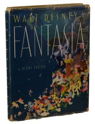 Walt Disney's Fantasia. Deems Taylor
