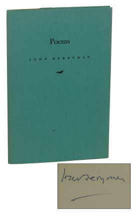 Poems. John Berryman.