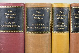 Works. The Nonesuch Dickens