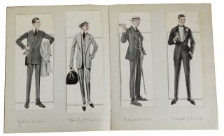 """""""Blanche"""" (Anonymous handmade manuscript of cut-outs of magazine illustrations, loosely narrated)"""