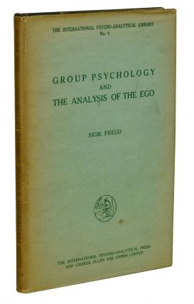 Group Psychology and the Analysis of the Ego. Sigmund Freud
