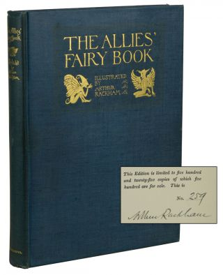 The Allies' Fairy Book. Arthur Rackham, Edmund Gosse