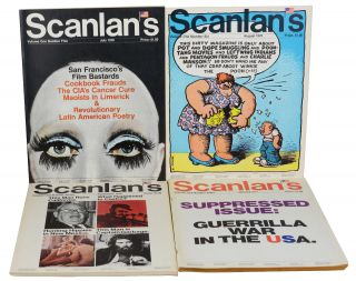 Scanlan's Monthly (Complete Run, Issues 1-8)