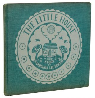 Little House. Virginia Lee Burton