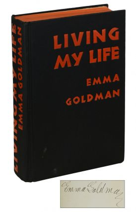 Living My Life. Emma Goldman