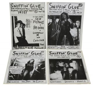 SNIFFIN' GLUE and Other Rock 'n' Roll Habits... (Volumes 1 through 12)