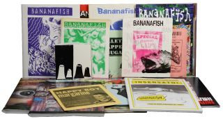Bananafish Magazine: A Collection of 15 Issues, Music, Book & T-Shirt. Seymour Glass