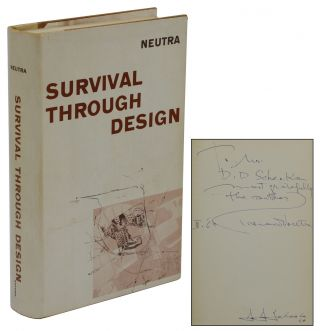 Survival Through Design. Richard Neutra.