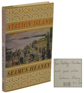 Station Island. Seamus Heaney
