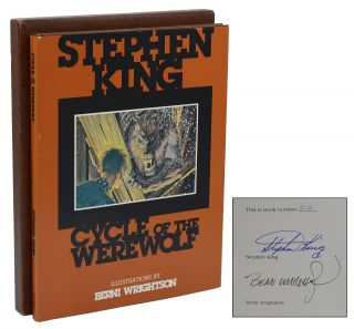 Cycle of the Werewolf. Stephen King, Berni Wrightson, Illustrations