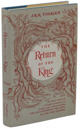 The Return of the King, Being the third part of the Lord of the Rings. J. R. R. Tolkien.