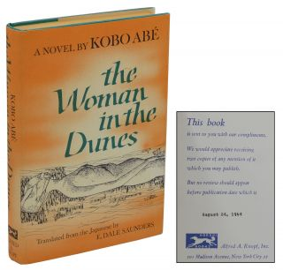 The Woman in the Dunes (Review Copy). Kobo Abe.