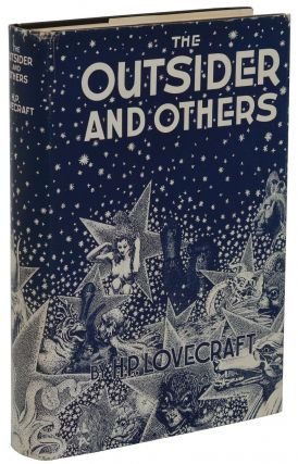 The Outsider and Others. H. P. Lovecraft.