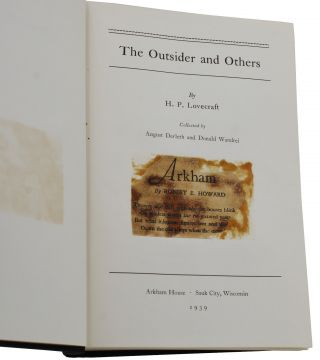 The Outsider and Others